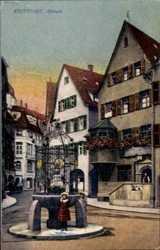 Altstadt, Brunnen