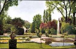 Stadtgarten, Fontäne