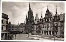 Marktkirche, Hitler Platz