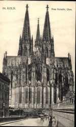 Ostseite, Chor
