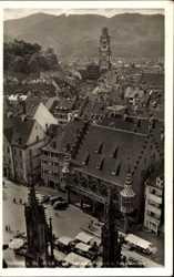 Kaufhaus, Schwabentor