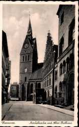 Marktkirche, Altes Rathaus