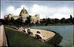 Maschpark, Provinzialmuseum