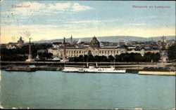 Rheinpartie, Kunstpalast