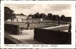 Großer Garten, Schloss