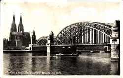 Brücke, Dom