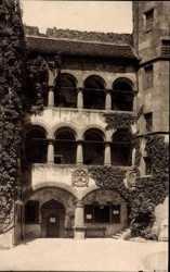 Arkaden im Schlosshof
