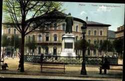 Theater, Gutenbergdenkmal