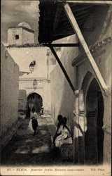 Quartier Arabe, Maisons mauresques