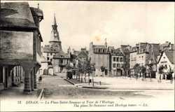 Place Saint Sauver, Horloge Tower