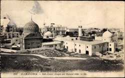 Sidi Daniel Mosque and General View