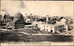 Sidi Daniel Mosque and General View