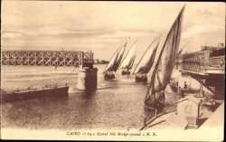 Kasrel Nil Bridge opened