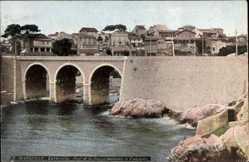 La Corniche, Pont de la fausse monnaie a Endoume