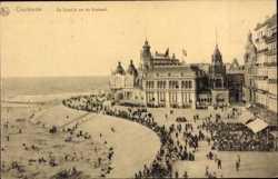Zeedijk en de Kursaal