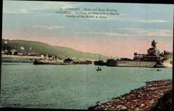 Rhein und Mosel Mindung