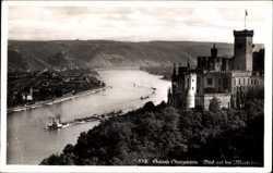 Schloss Stolzenfels, Marksburg