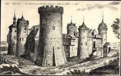 Chateau de Philippe Auguste