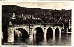 Alte Brücke, Schloss