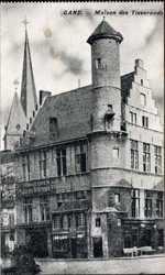 Maison des Tisserands