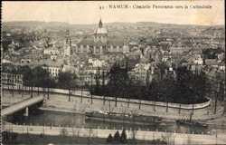 Citadelle Panorama vers la Cathedrale