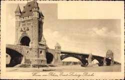Ernst Ludwig Brücke