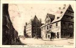 Fahrgasse, Mehlwaage, Fürsteneck