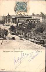 Parlament am Franzensring