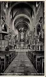 Inneres der Kirche