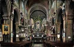 Kirche, Inneres