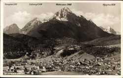 Wetterstein, Alpspitze