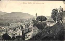 v.d. Schlossterrasse