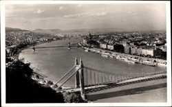 Aussicht vom Blocksberg, Brücke