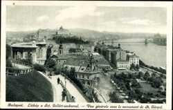 Vue generale avec le monument de St. Gerard