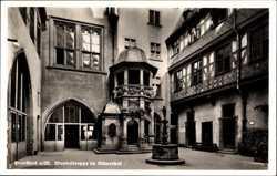Wendeltreppe im Römerhof
