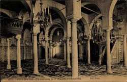 Vu interieure de la Mosquee Ahmed Bey
