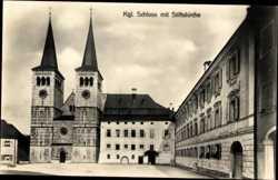 kgl. Schloss, Stiftskirche