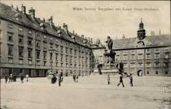 Innerer Burgplatz, Kaiser Franz Denkmal