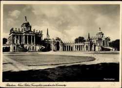 Triumphtor, Neues Palais