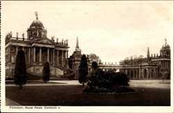 Neues Palais, Communs II