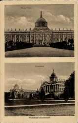 Neues Palais, Communs