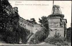 Hofgärtnerei, hist. Windmühle