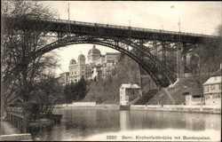 Kirchenfeldbrücke, Bundespalast