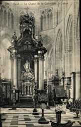 Choeur, St. Bavon