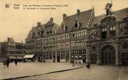 Place Ste. Pharailde, Marche aux Poissons