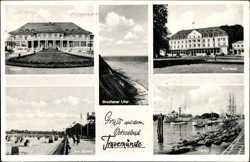 Casino, Kurhaus, Hafen
