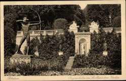 Bogenschütze, Sizilianischer Garten