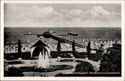 Konzertplatz, Seebrücke