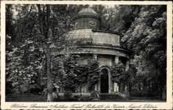 Antiker Tempel, Ruhestätte Kaiserin