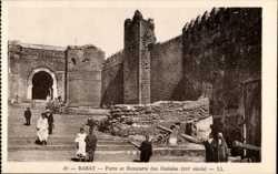 Porte et Remparts des Oudaias